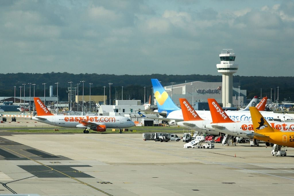 Drone Scare Disrupts London Gatwick During Holiday Rush