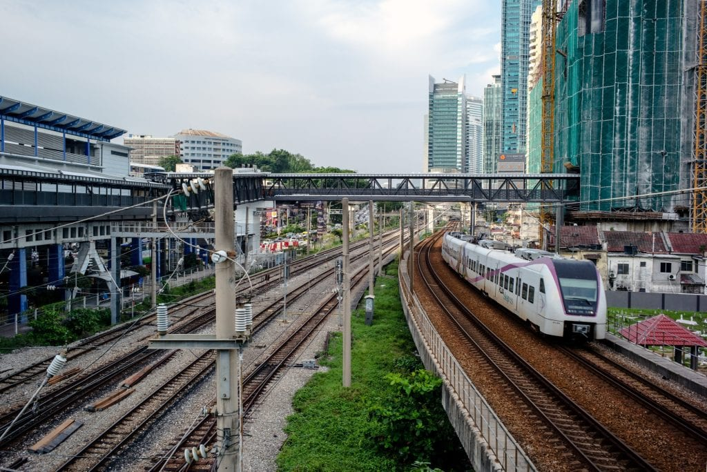 China Offers to Slash Costs of Malaysia's Rail Project in Half to $10 Billion