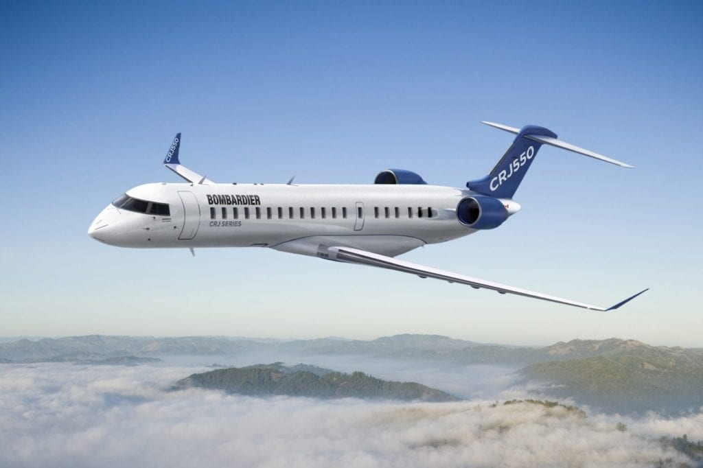 United Will Add More First-Class Seats to Regional Services