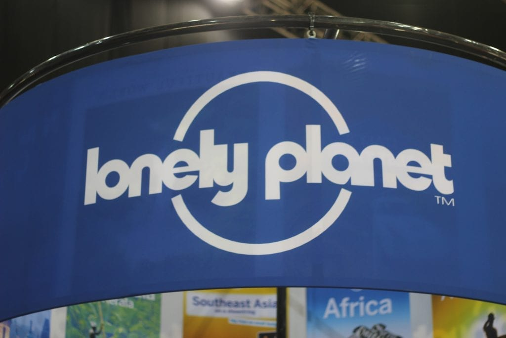 Lonely Planet Has a New CEO and a New Strategy