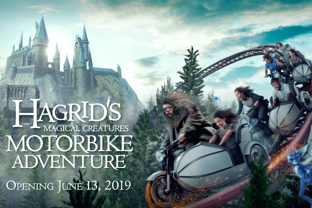 Universal Is Going for Full-On Immersion With New Harry Potter Ride