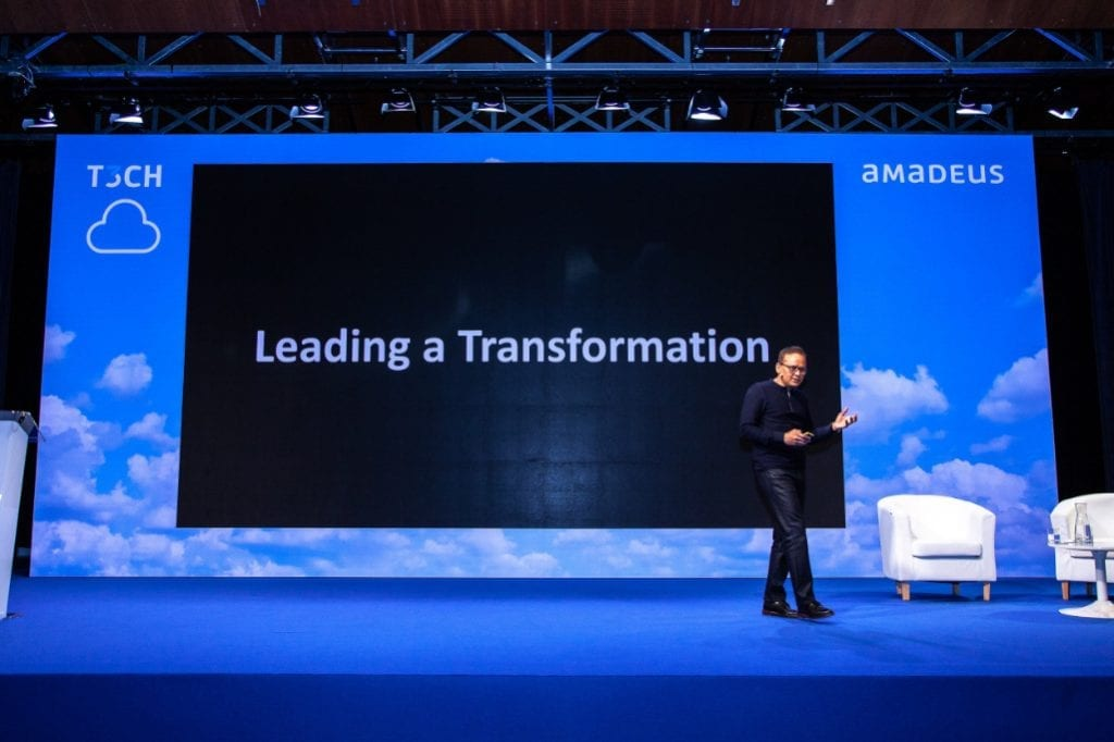 Subbu Allamaraju, vice president of technology at Expedia, spoke on March 26, 2019, at Amadeus's T3CH conference in Madrid. Allamaraju said that cloud computing can lead to hidden waste and expense if one doesn't avoid mistakes.