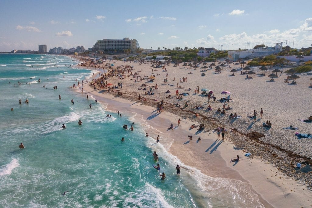 Mexico's Mystifying Tourism Move Leaves Competitors Ready to Pounce