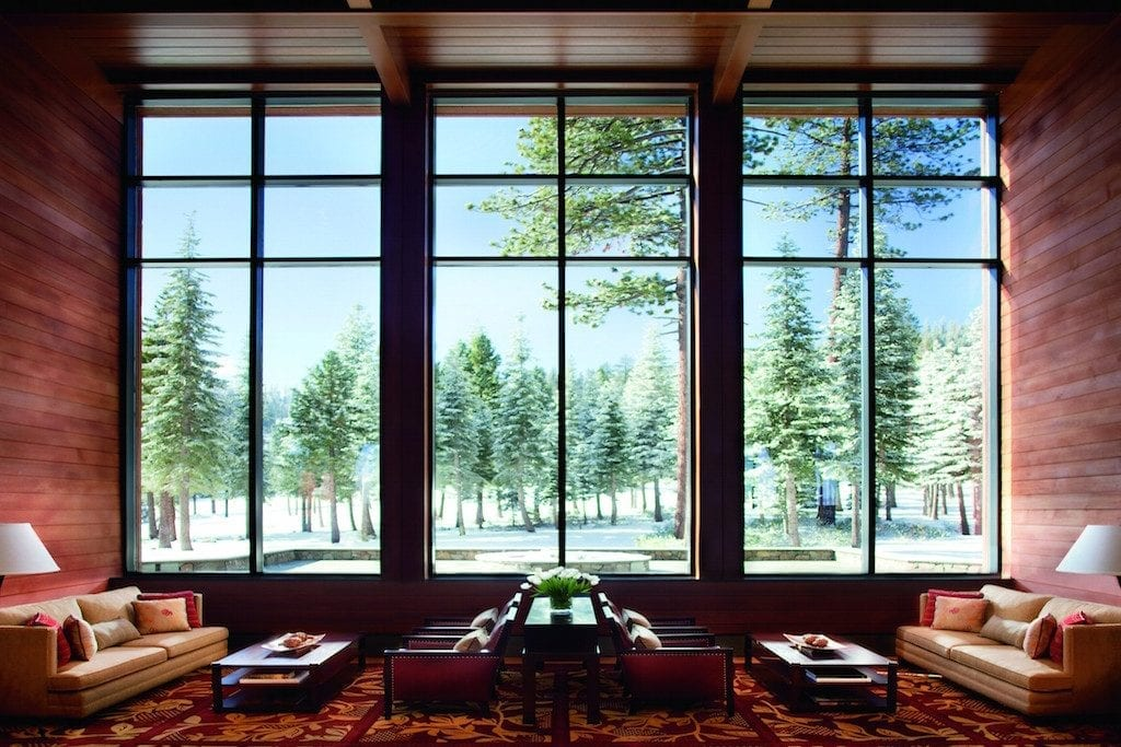 Marriott Ritz-Carlton in Lake Tahoe, CA. In February Marriott kicked off a new marketing campaign for its loyalty program Bonvoy.