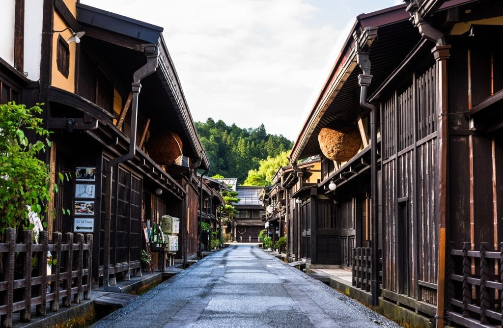 What Takayama City Can Tell Us About the Future of Japanese Tourism