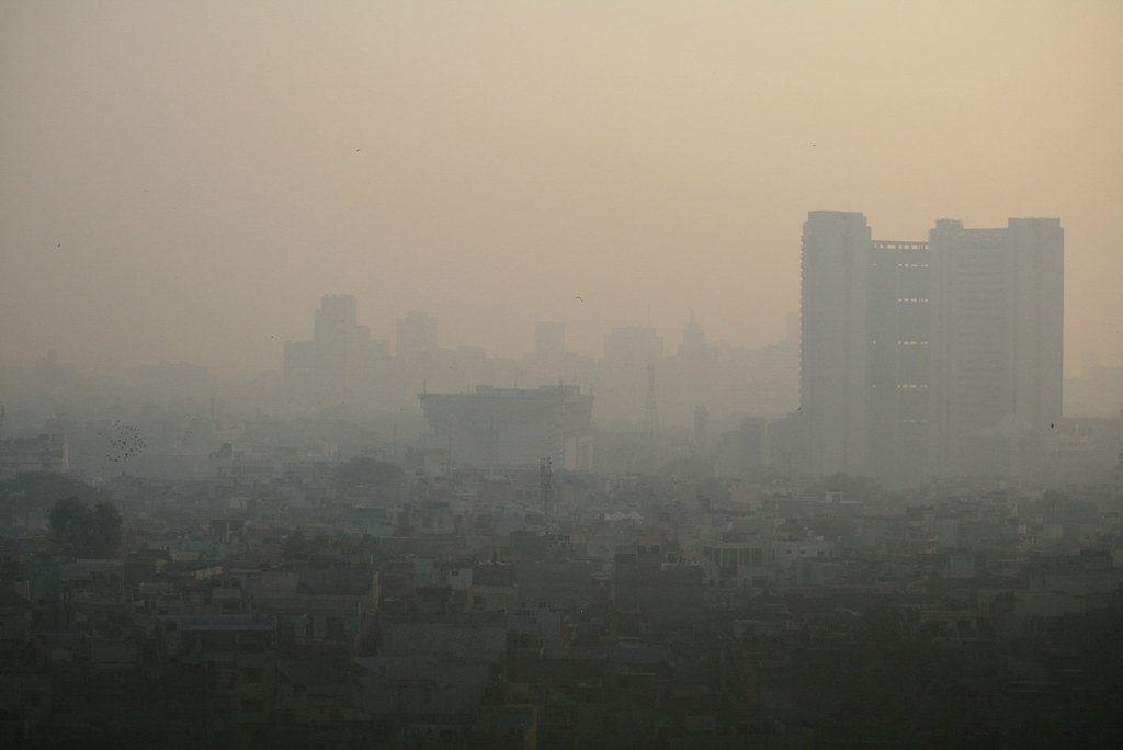 Asia's Persistent Pollution Problems Weigh on Tourism Opportunities