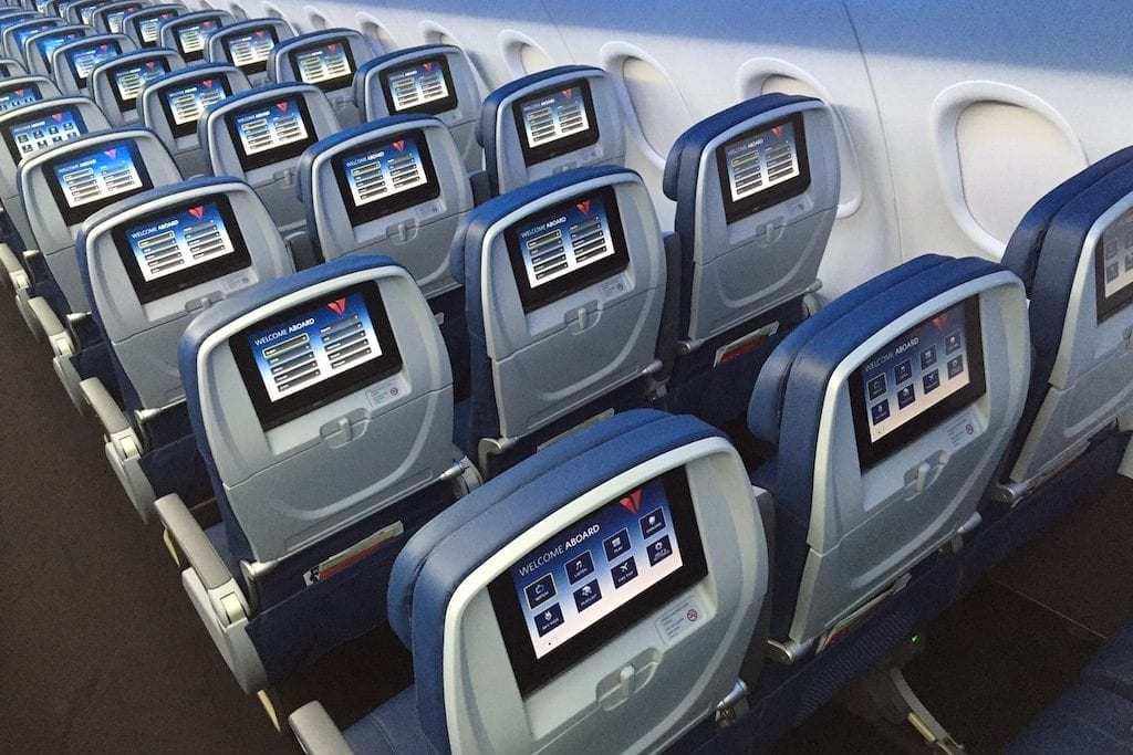 Delta Air Lines Plans to Reduce Seat Recline in Bet to Make Flyers Happy