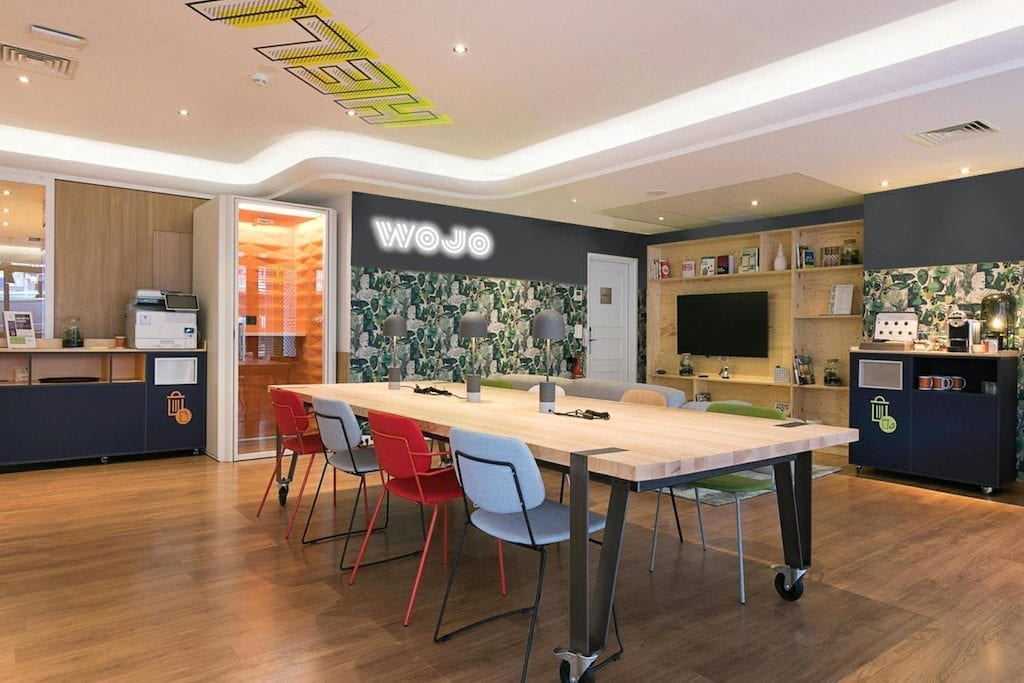 Accor Plans to Make Wojo Europe's Largest Co-Working Brand by 2022