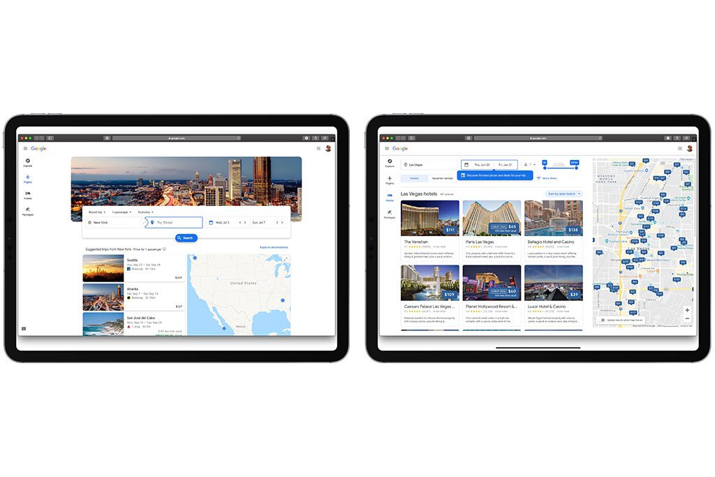 Google Travel Is Now One Step Closer to One-Stop Shopping