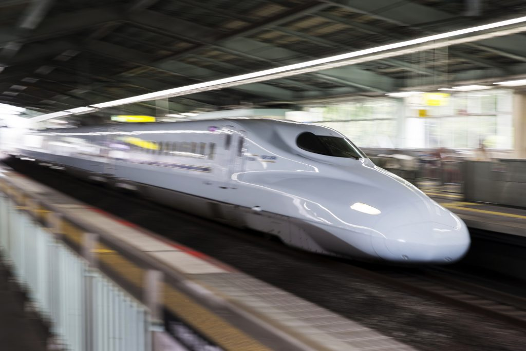 California Sues Trump Administration Over Canceled High-Speed Rail Funding