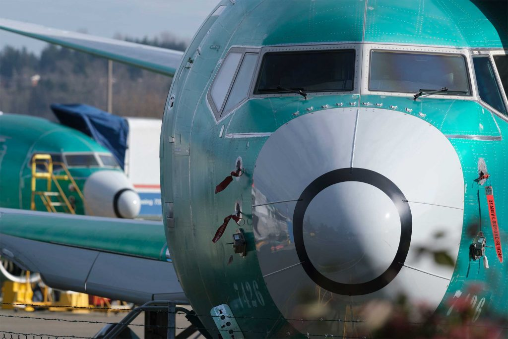 Boeing Crisis Deepens as SEC Probes 737 Max Jet Disclosures