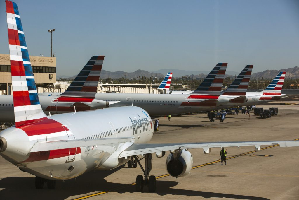 American Airlines is cutting its flights to Mainland China for the foreseeable future.