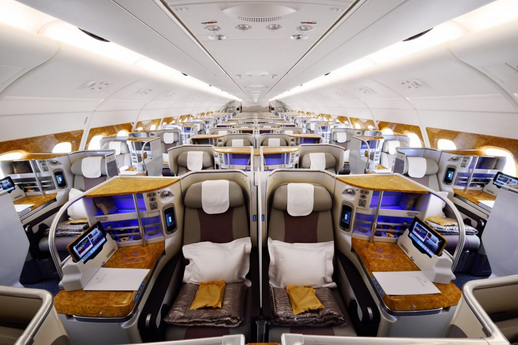 Emirates Is First Major Airline to Launch Basic Business Class Fare