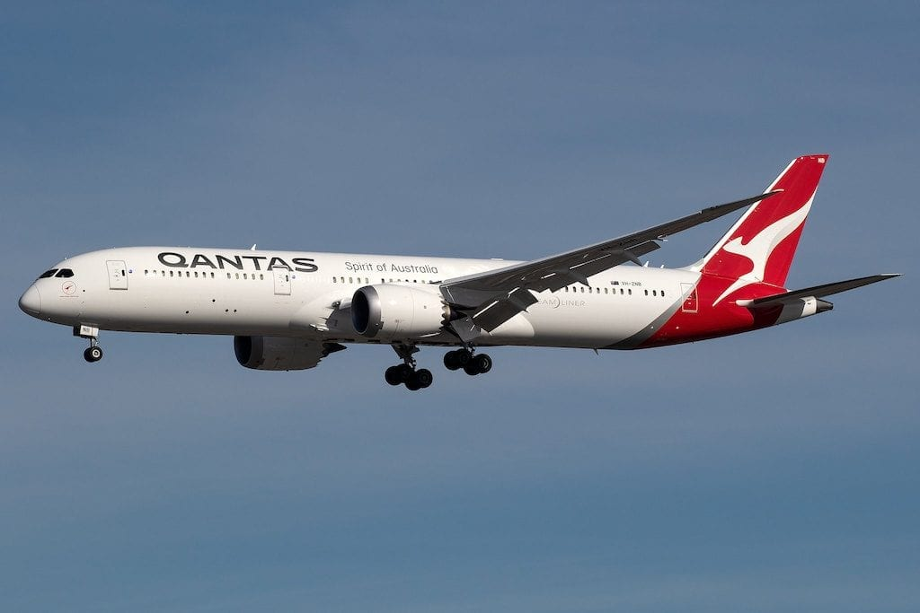 Qantas to Test How the Human Body Withstands the World's Longest Flight