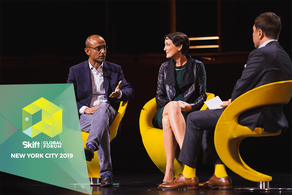 Skift Global Forum 2019: How Accenture and Marriott Are Supercharging the Guest Experience by Empowering Employees