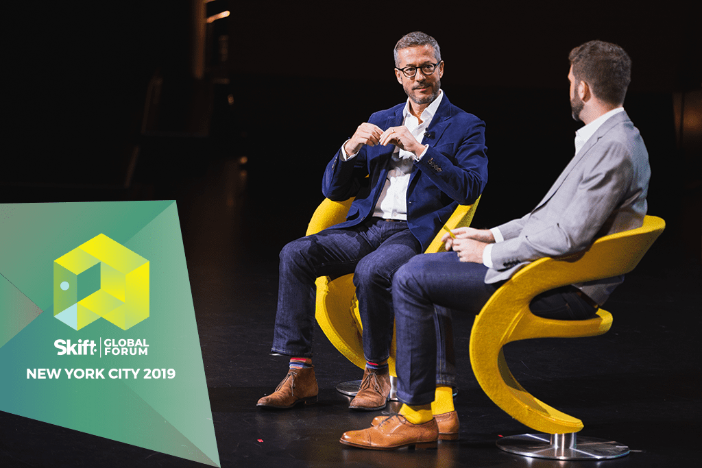 Skift Global Forum Video: Responsible Travel Marketing in the Era of Data, Privacy, and the Always-On Consumer