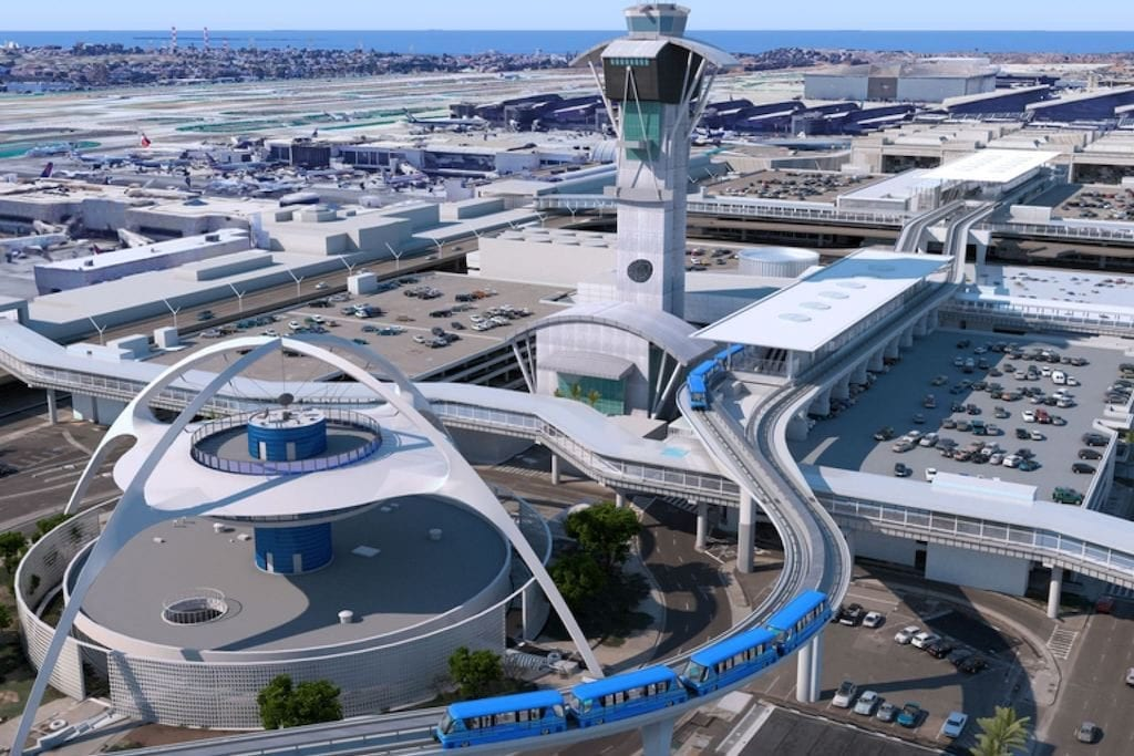 LAX Leads Airport Stand Against Uber and Lyft Congestion