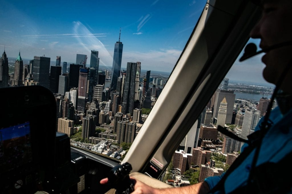 New York Helicopter Tour Company Blames City for Its Bankruptcy
