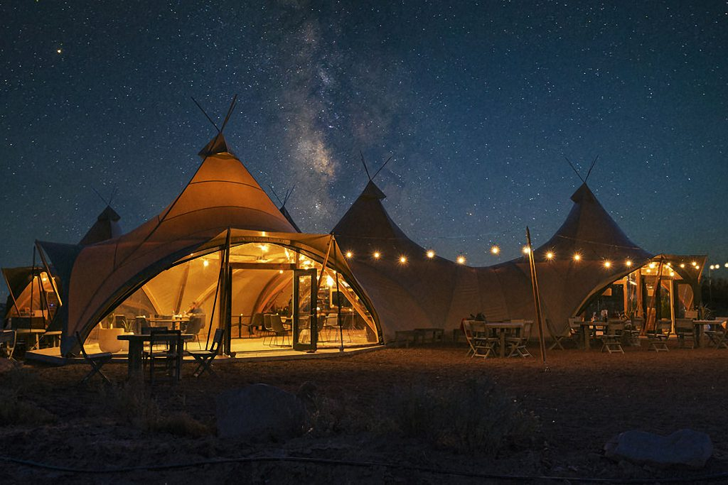 Luxury Tented Resorts Poised for a Post-Glamping Era