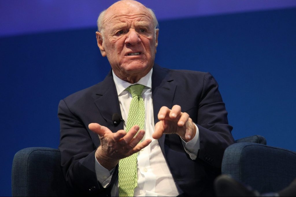 Barry Diller, chairman and Senior Executive of IAC & Expedia, at WTTC Global World Summit, 2016.