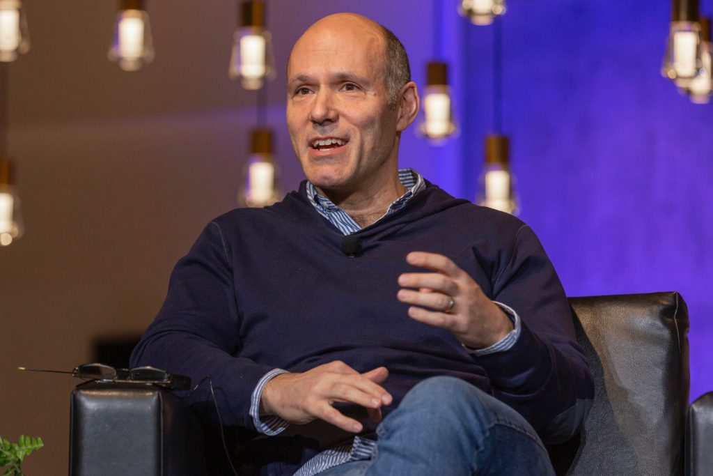 Expedia Group CEO Peter Kern led a company reorganization.
