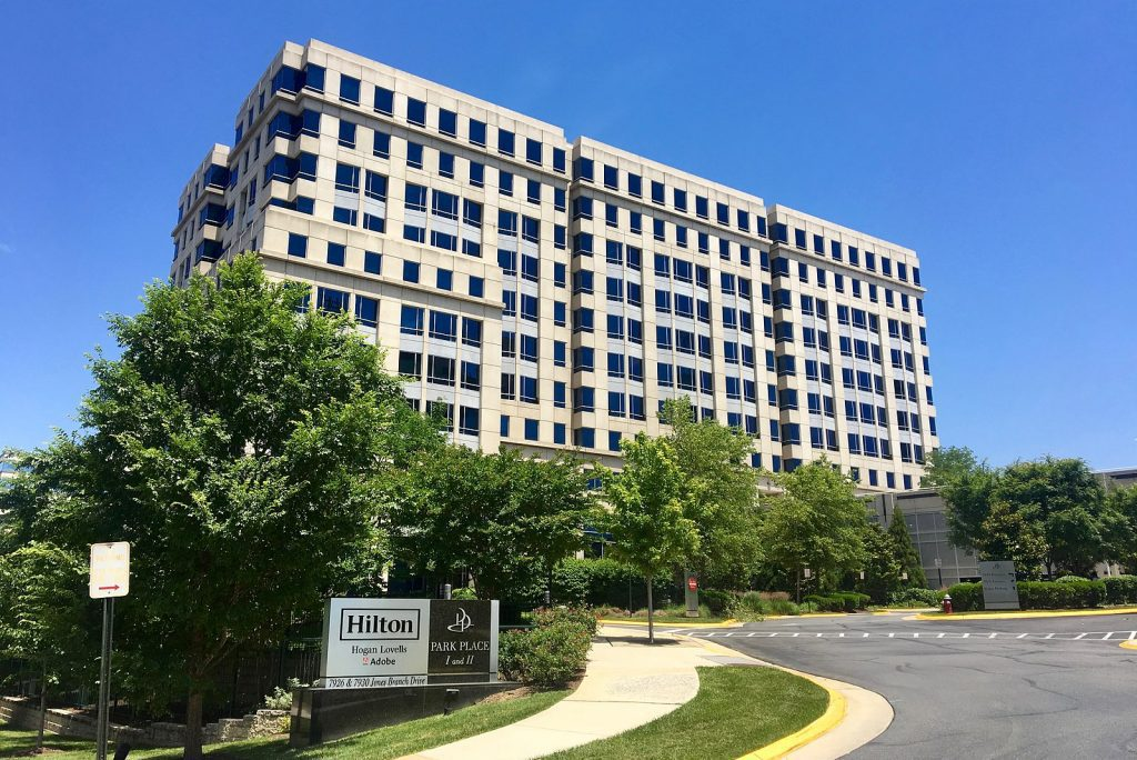 Hilton plans to lay off about 22 percent of its corporate staff due to coronavirus-related impacts on travel.