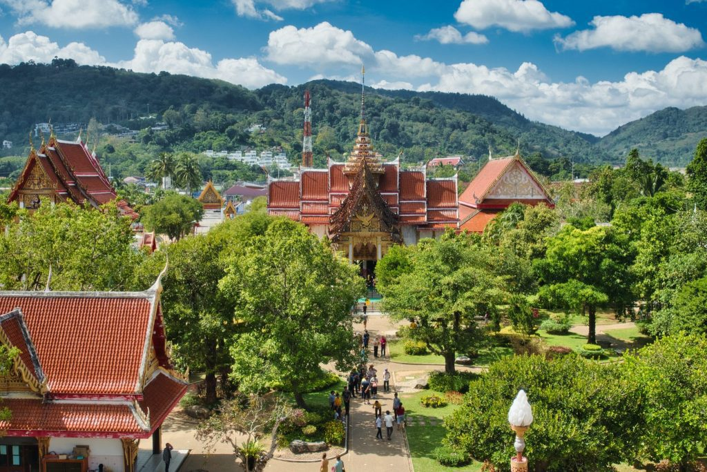 Tourism to destinations such as Phuket is crucial to Thailand's economy, with the sector contributing 11 percent to the country's GDP.