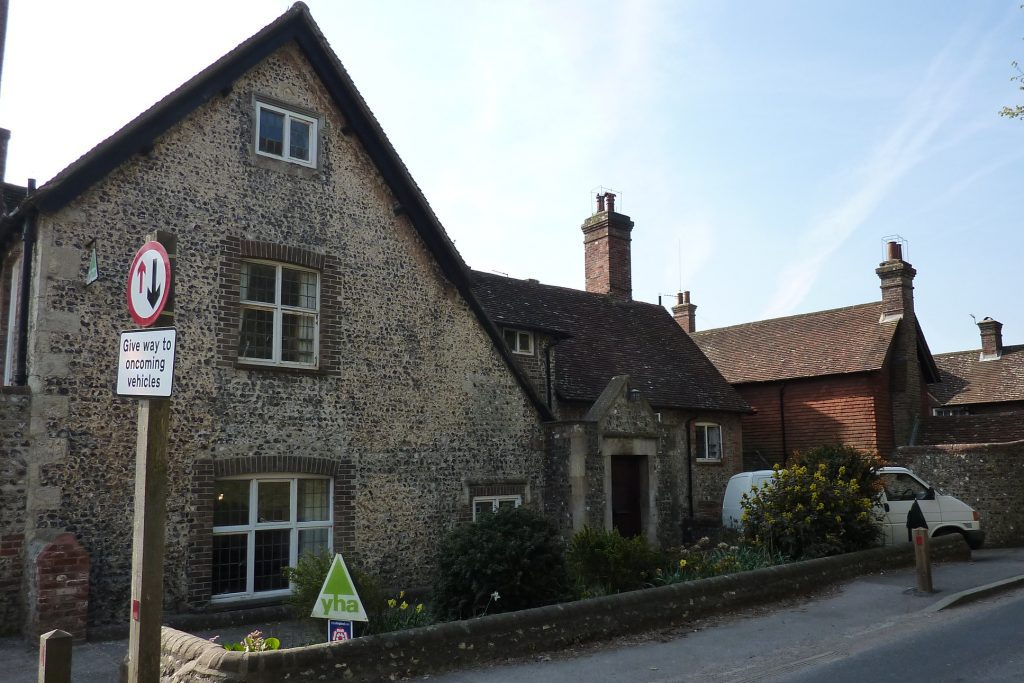 The Alfriston Hostel in Polegate, East Sussex, UK as seen on April 24, 2010. Hostelworld reported an uptick in bookings for the second quarter.