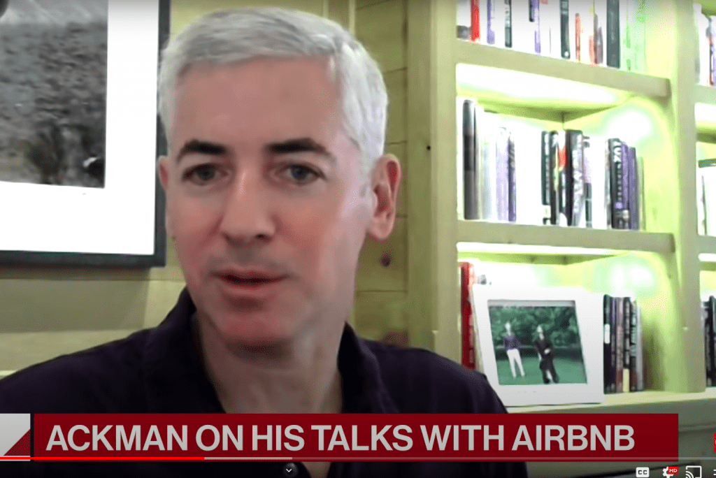 Airbnb Suitor Makes His Case as an Antidote to Market Volatility for a Pending IPO