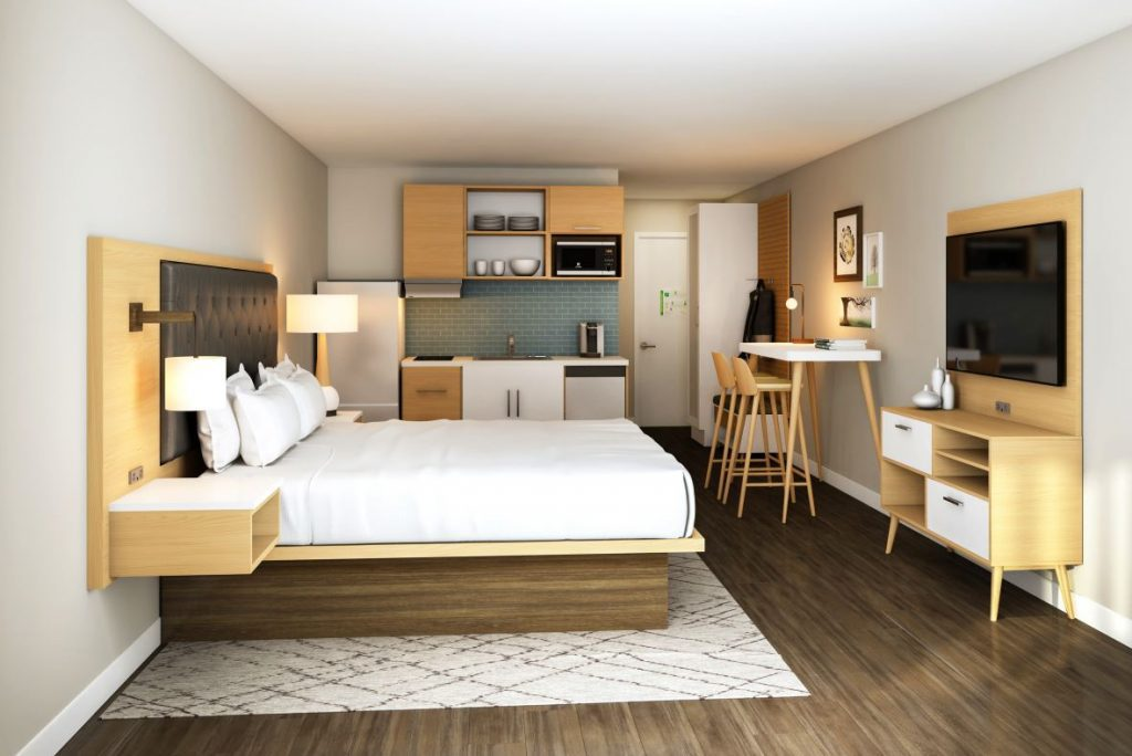 Red Lion Hotels Enters the Extended Stay Hotel Sector With Brand Reinvention