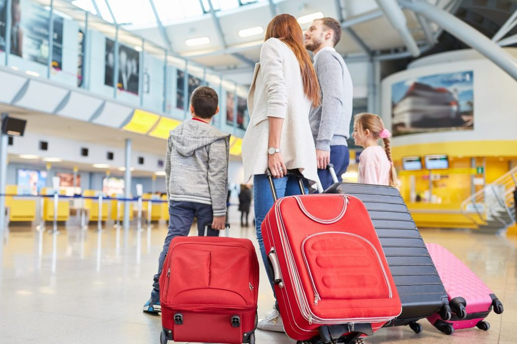 Airports can be overwhelming to families with young children. SkySquad was launched to help ease that anxiety.