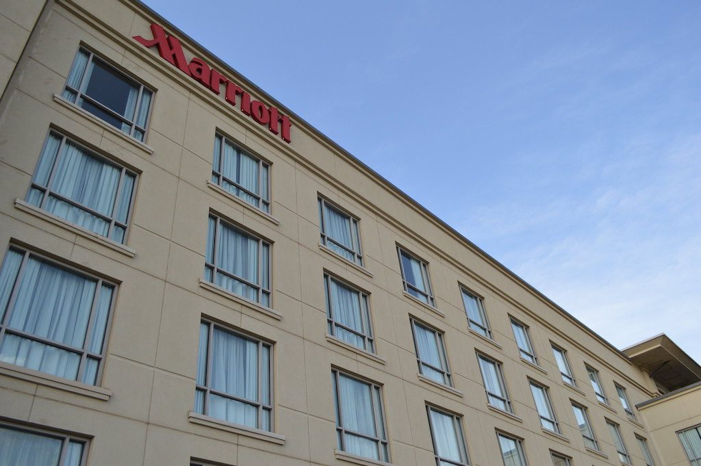 Marriott faces a winding road to recovery due to flare-ups of the virus around the world.