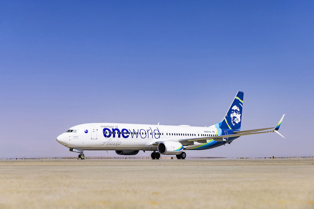 Alaska Airlines became the 14th member of Oneworld today.