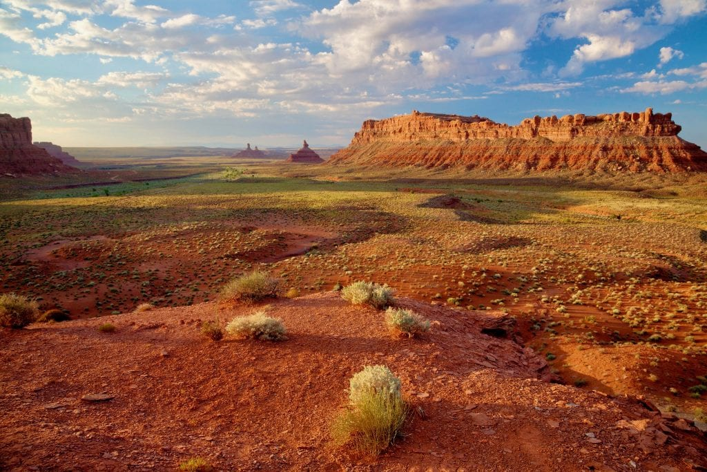Utah's support of its tourism economy has placed it ahead of the recovery curve, as more visitors seek out its big open spaces.