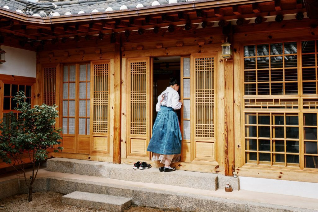 An Airbnb property in Seoul, South Korea. The ranks of Airbnb hosts has declined over the past year.
