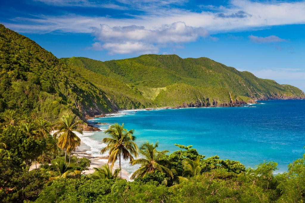 Tourism on U.S. Virgin Islands is well ahead of recovery, with a bigger boon ahead.