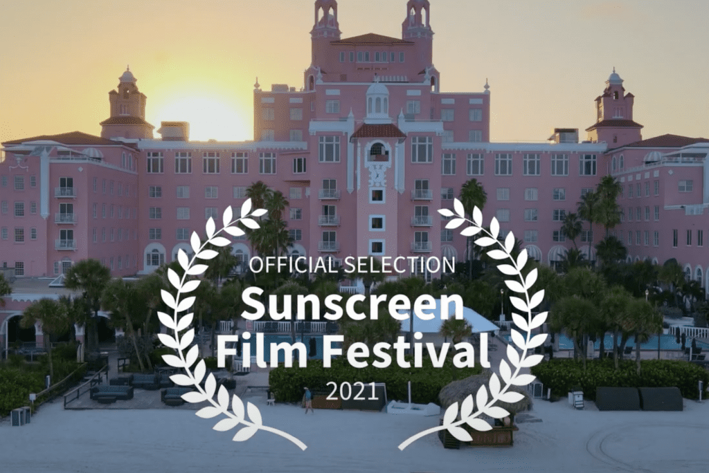 Life's Rewards is set at The Don CeSar hotel on St. Pete Beach, and is the first DMO-scripted and produced original series.