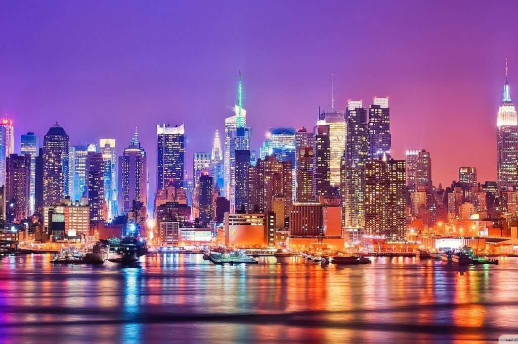 The lights of the Big Apple are shining a little brighter these days with the prospect of a lot of tourist night owls returning. It's Ariel Palitz's job to ensure New York remains a nightlife capital of the world.