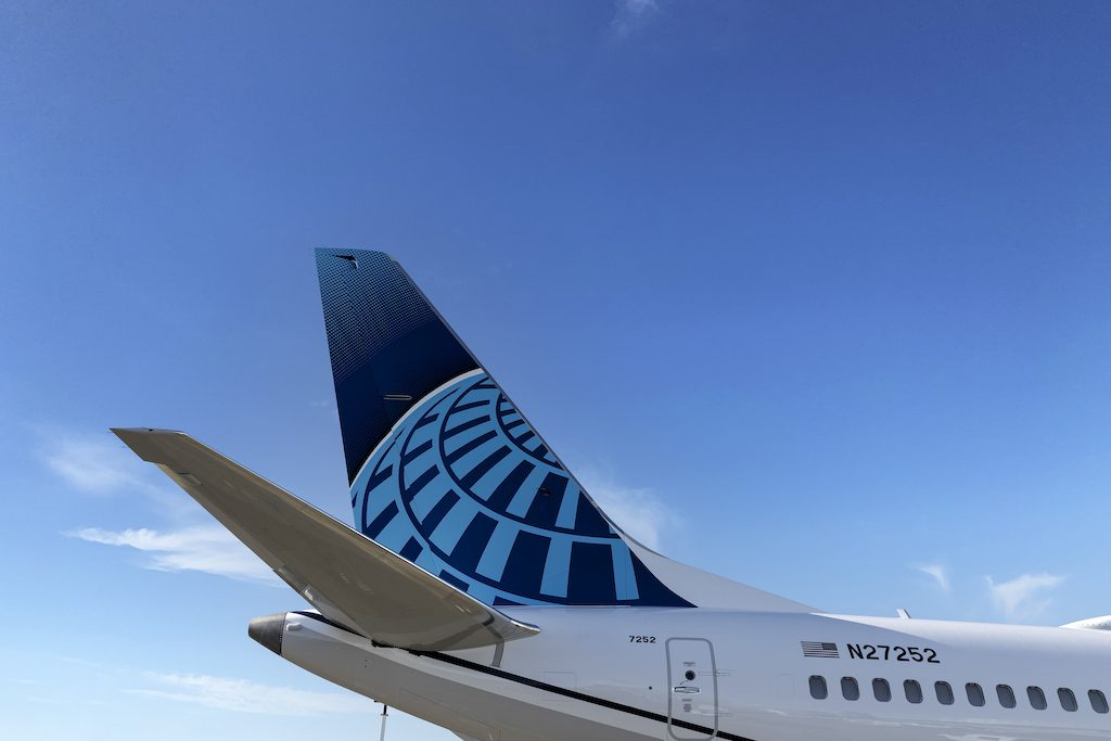 United is adding 270 jets, including Boeing 737 Max 8s like this one, over the next five years.