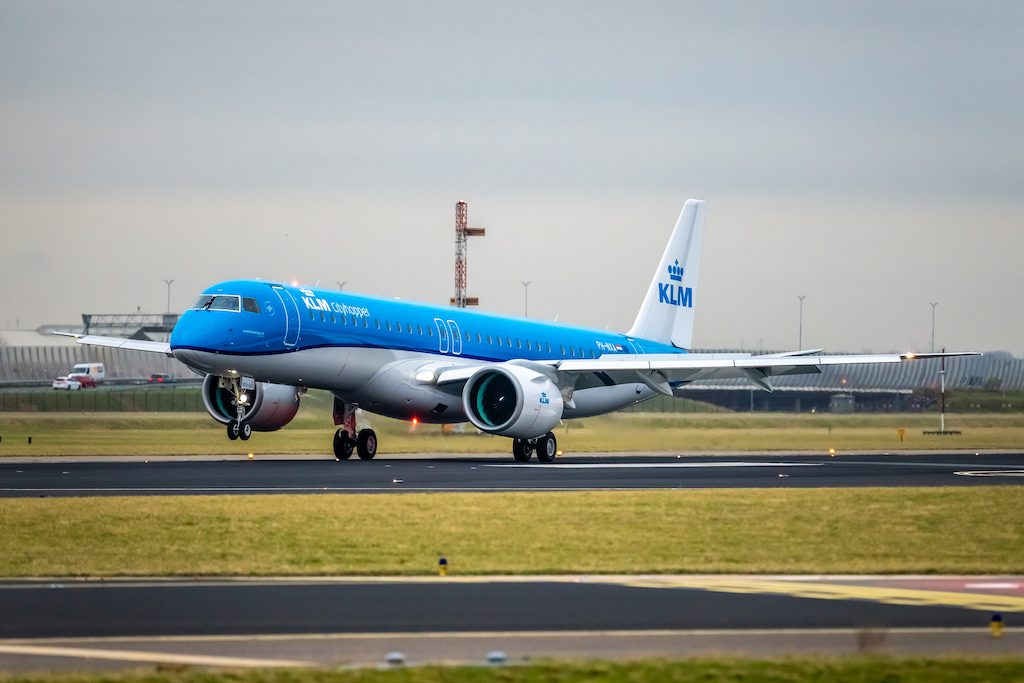 KLM is moving forward with its fleet renewal plans even amid the slow European travel recovery.
