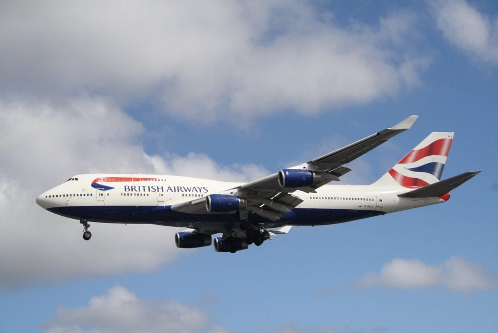 The owner of British Airways is one of the parties that has launched legal action against the UK government.