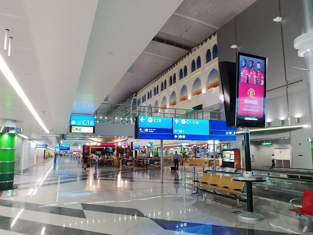 Airports in the UAE will soon be able to welcome transit flights