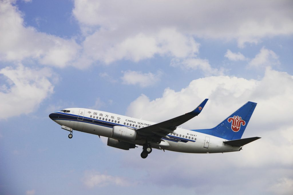 China Southern Airlines is one of the airlines to face limits by the Biden administration.