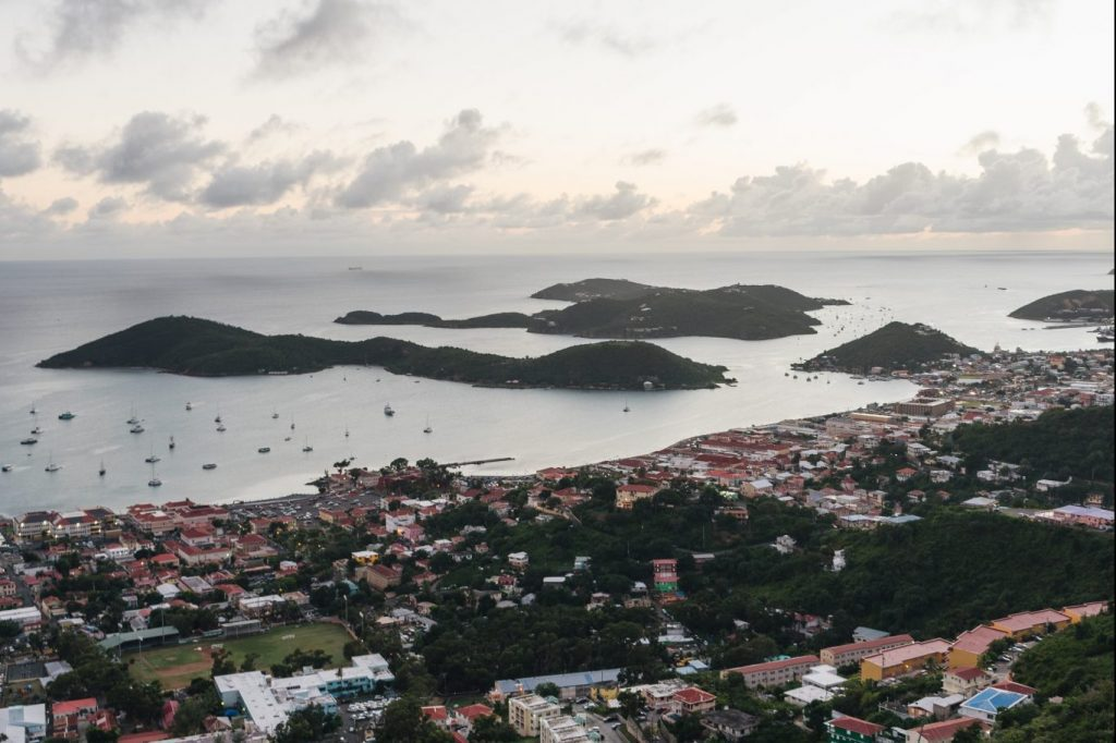 The U.S. Centers for Disease Control and Prevention (CDC) has now warned against travel to the U.S. Virgin Islands.