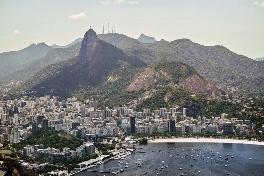 Online travel agencies are starting to recover in Latin America. Brazil's Rio de Janeiro is pictured.