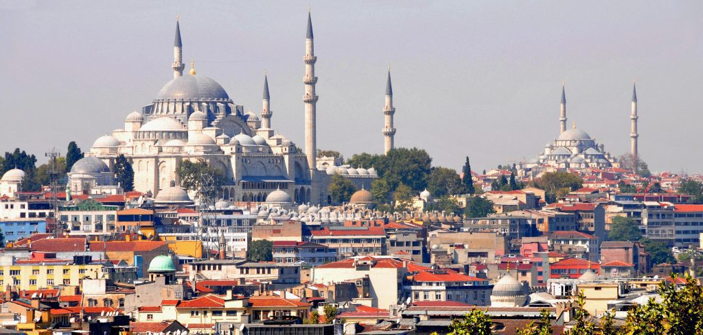 UK Tourists will continue to see less of the Istanbul skyline.
