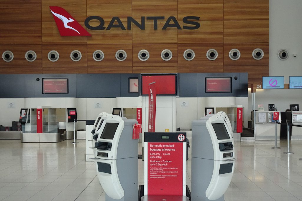 Qantas may be the first international airline to mandate vaccines for passengers.