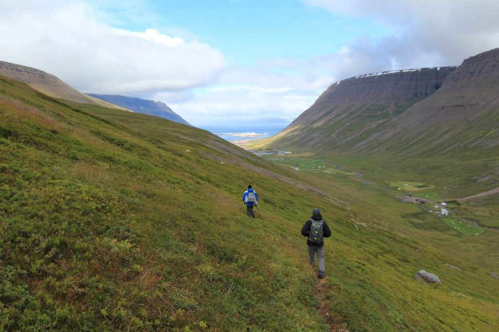 Global travelers include exploring the outdoors as a key activity on a wellness trip.